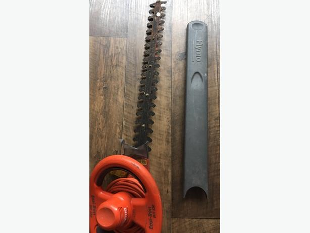 flymo hedge cutter