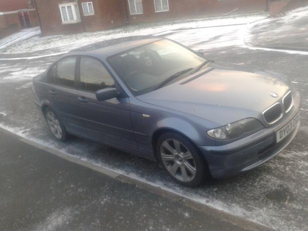 bmw low miles service history swaps or sell