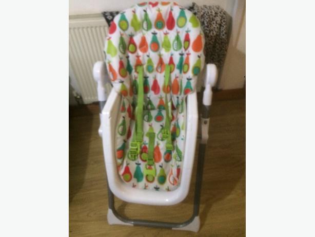 baby hi chair