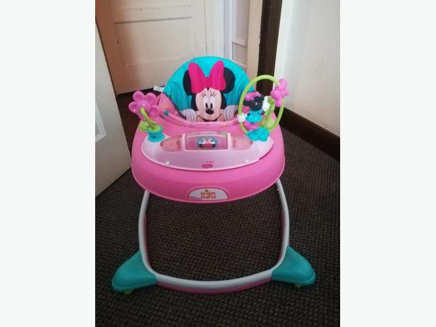 Disney baby walker (Minnie)