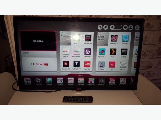 LG 32 inch led smart tv Wi-Fi