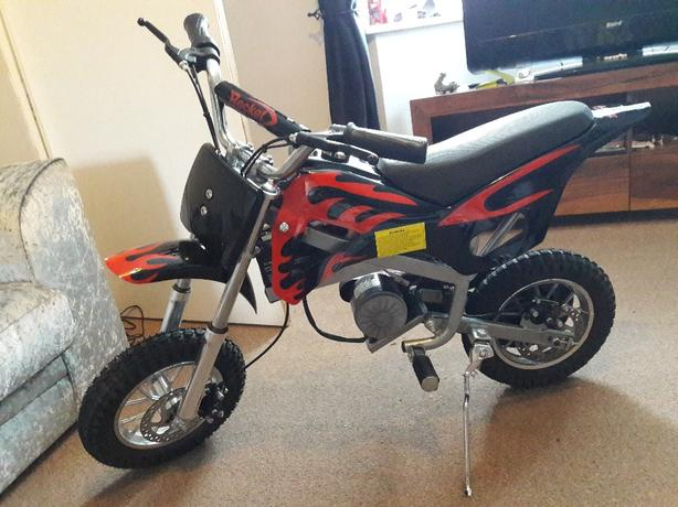 24V electric dirt bike