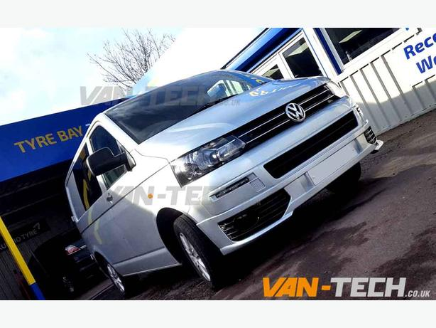 VW T5 to T5.1 Front End Conversion Facelift Styling Pack includes wiring