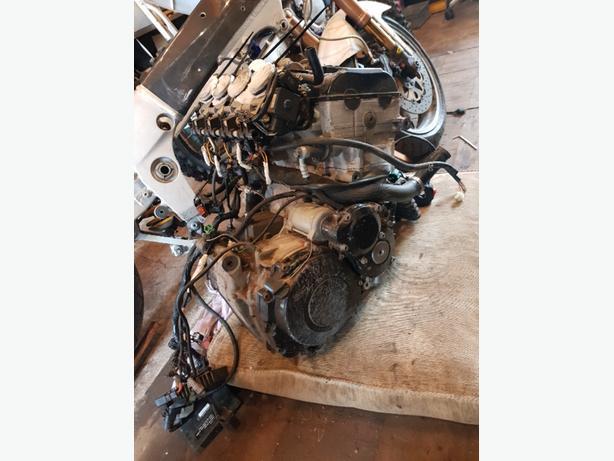 gsxr1000 2001 complete engine
