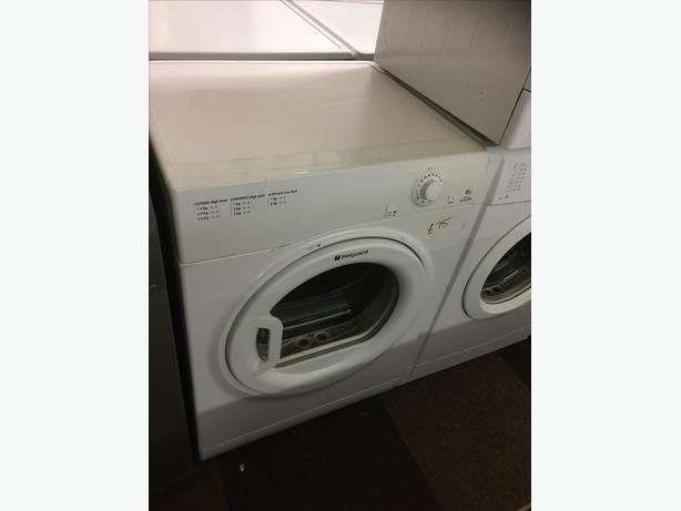7.5 KG HOTPOINT VENTED TUMBLE DRYER🌎🌎PLANET APPLIANCE🌎🌎