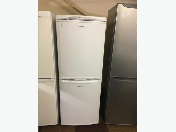HOTPOINT FRIDGE FREEZER GOOD CONDITION🌎🌎PLANET APPLIANCE🌎