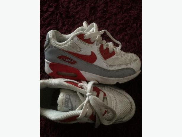 nike air max childs size 12