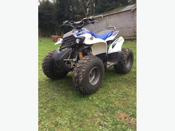 WANTED: 100cc quad bike :WANTED £200-£400