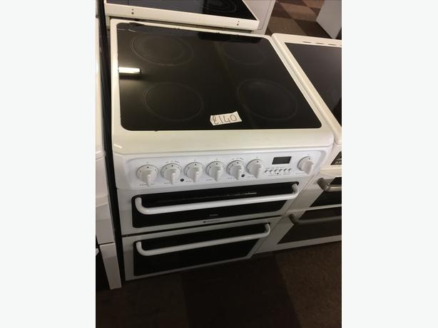 60CM HOTPOINT ELECTRIC COOKER🌎🌎PLANET APPLIANCE🌎🌎