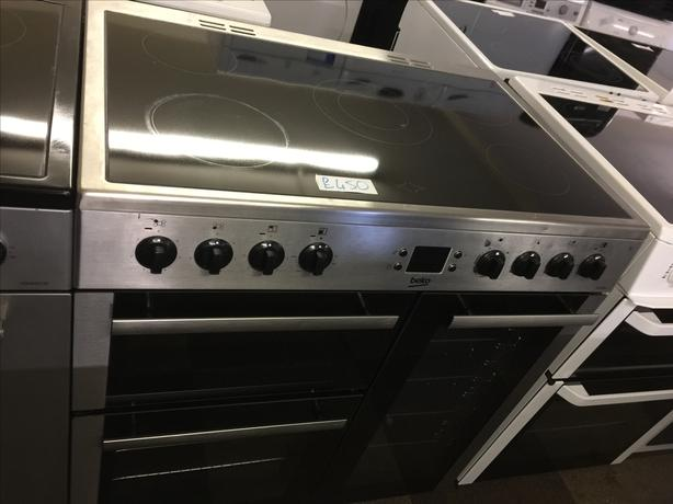 90CM W ELECTRIC RANGE COOKER EXCELLENT CONDITION🌎🌎PLANET APPLIANCE🌎