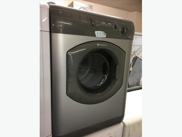 6KG GRAPHITE HOTPOINT VENTED DRYER🌎🌎PLANET APPLIANCE🌎🌎