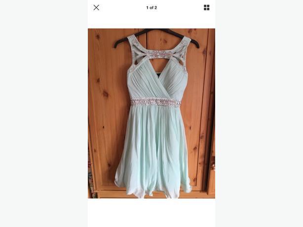 gorgeous prom dress size 12