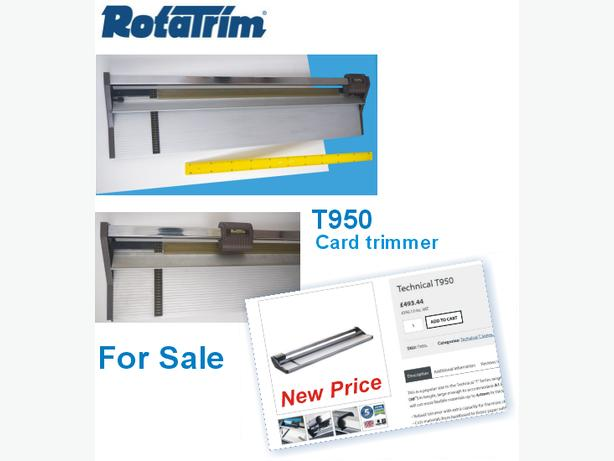 For Sale Card Trimmers