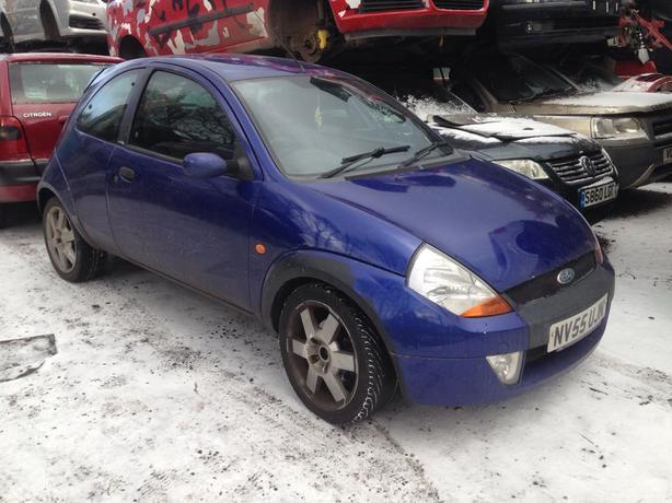 ford ka sport 2006 1.6 petrol blue 3dr Breaking For Spares - wheel nut