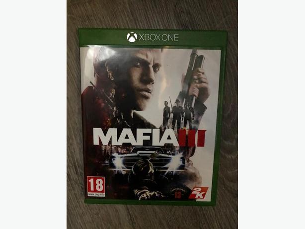 Mafia 3 XBOX ONE- ONO