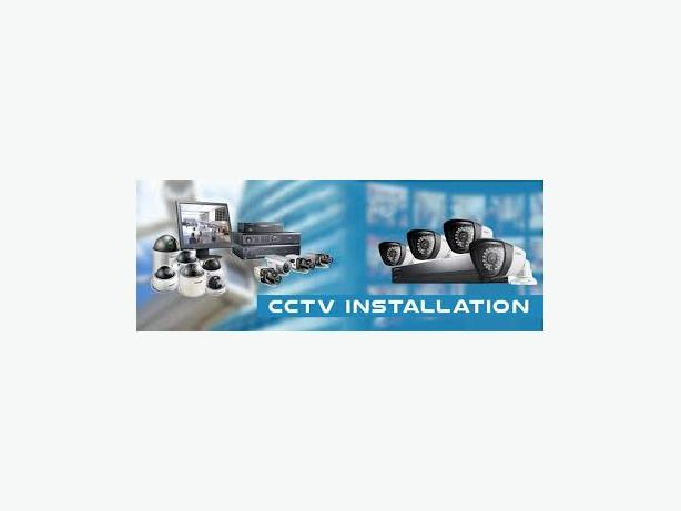 CCTV INSTALLED WITH UPTO 5 YEAR GTEE