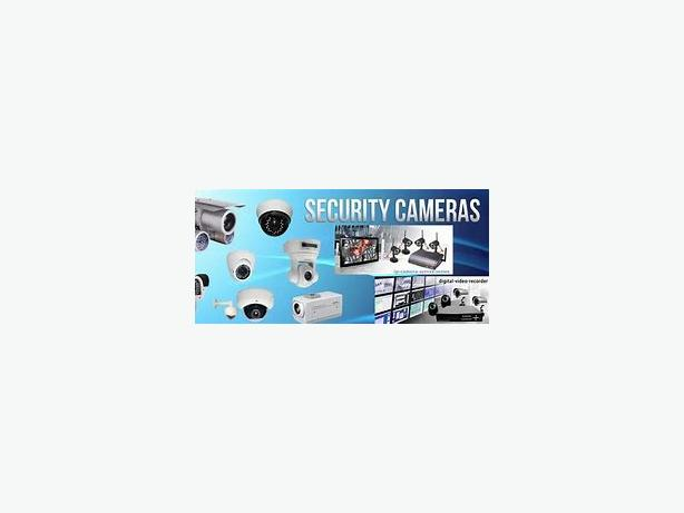 WINTER PRICE HELD FOR 4 HD CAMS AND DVR FULLY INSTALLED