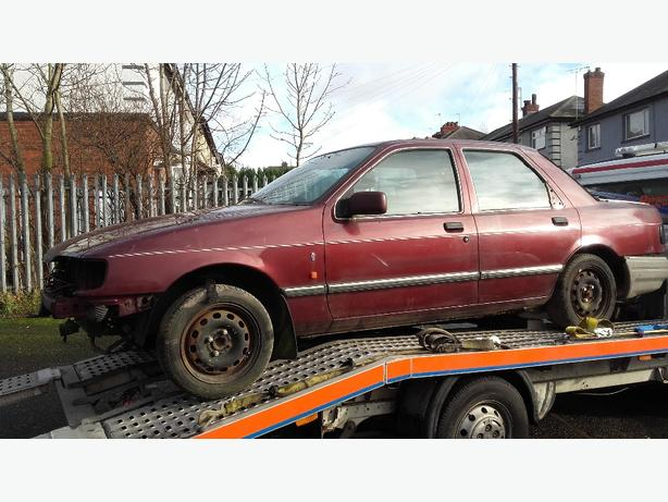 ford sierra breaking plus 100s of parts