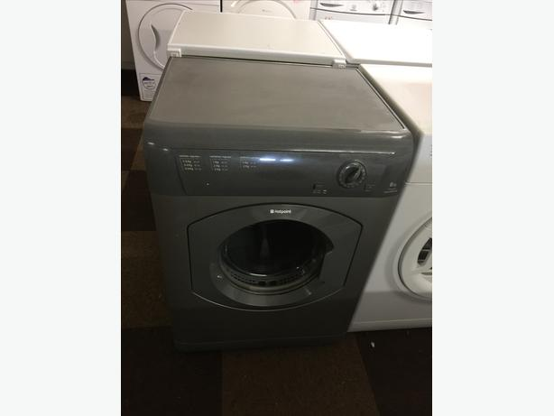 6KG GRAPHITE VENTED DRYER 🌎🌎PLANET APPLIANCE🌎🌎