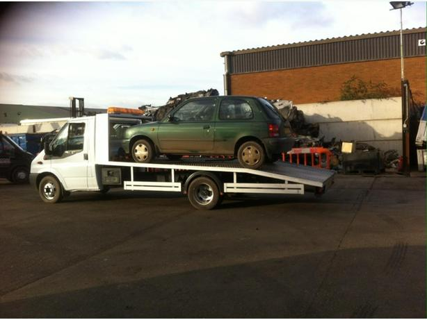 We Buy All Scrap Cars - Free Pickup & Delivery Call us 01902399912