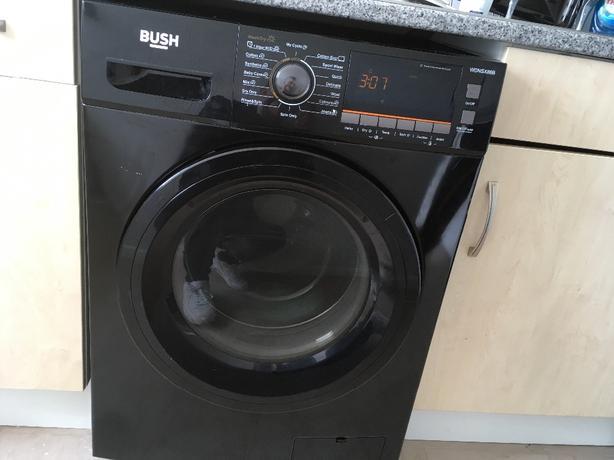 bush washer dryer