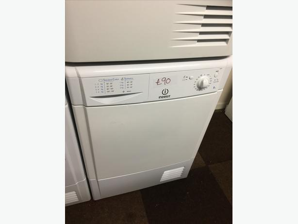 8KG INDESIT CONDENSER DRYER GOOD CONDITION🌎🌎PLANET APPLIANCE🌎