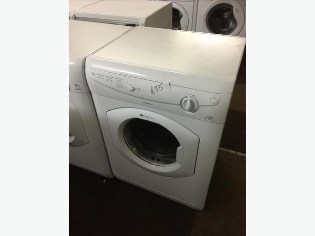 6KG HOTPOINT VENTED TUMBLE DRYER 🌎🌎PLANET APPLIANCE🌎🌎