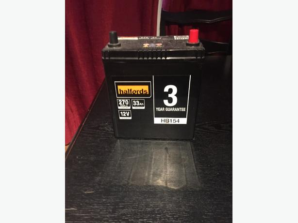 car battery honda  jazz