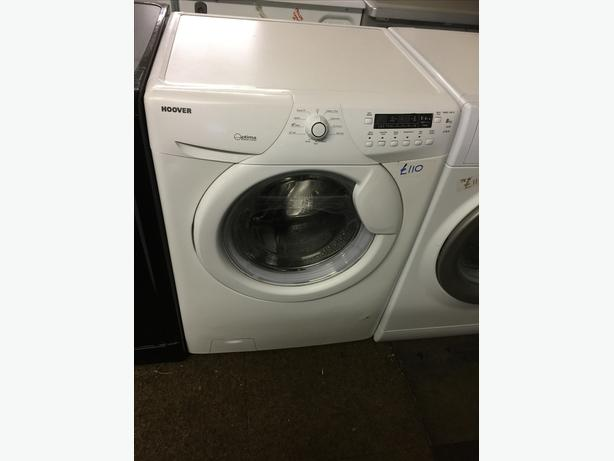 8KG HOOVER WASHING MACHINE GOOD CONDITION🌎🌎PLANET APPLIANCE🌎