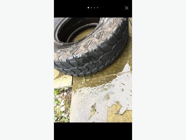 Off Road Tyre, landrover defender etc