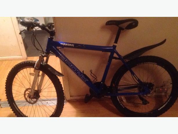 Thunder bronx bike