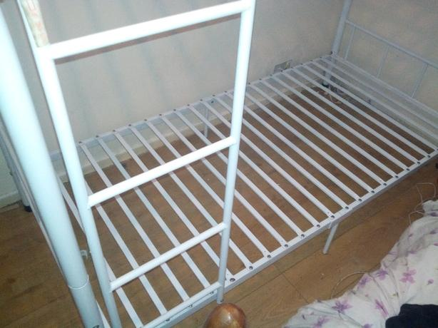 Madison bunkbeds white