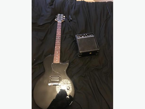 maestro guitar and amp