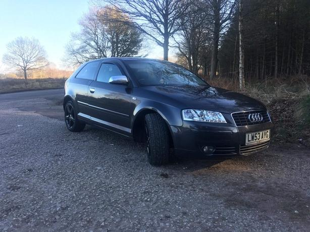 audi a3 2.0 tdi 6 speed (swap/px)