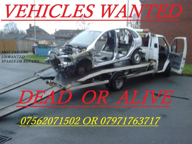 We Buy Vehicles Of Any Condition!