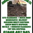 Birmingham grab Hire and haulage ltd aggregates supplied
