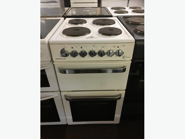 FLAVEL 50 CM WIDE ELECTRIC COOKER WITH GUARANTEE 🇬🇧🇬🇧🌎🌎🇬🇧🇬🇧