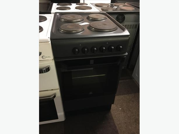 INDESIT 50 CM WIDE ELECTRIC COOKER WITH GUARANTEE 🇬🇧🇬🇧