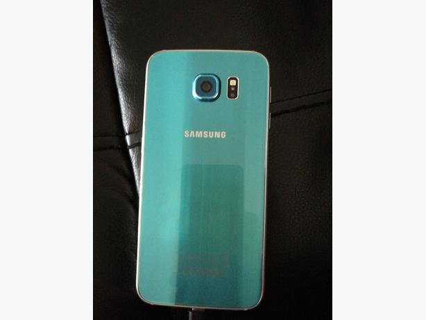 BLUE S6 PERFECT CONDITION