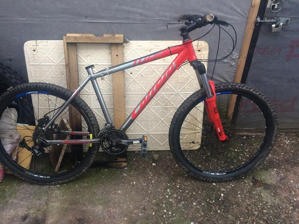 Carrera fury for parts *frame no good* .£1234.07446540192