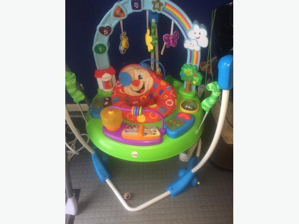 baby bouncer fisherprice