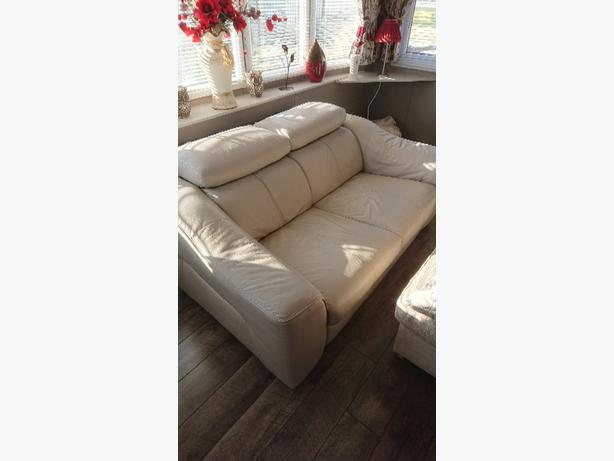 World of leather elixir 2 seat sofa