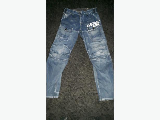 mens Gstar jeans