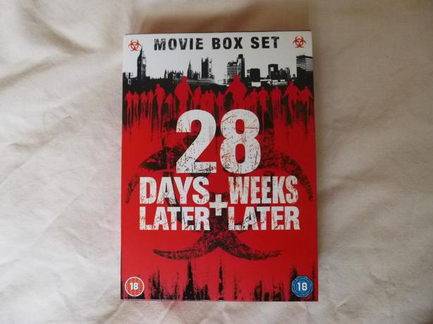 DVD 28 DAYS/WEEKS LATER