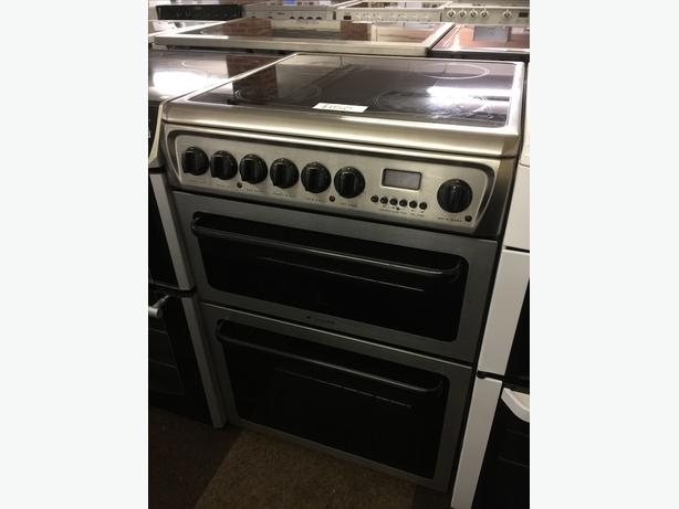 STAINLESS STEEL 60 CM WIDE ELECTRIC COOKER WITH GUARANTEE 🇬🇧🇬🇧🌎🌎