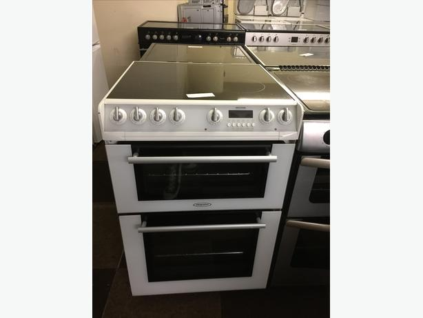 ELECTRIC HOTPOINT 60 CM WIDE COOKER - GREAT CONDITION 🇬🇧🇬🇧🌎🌎