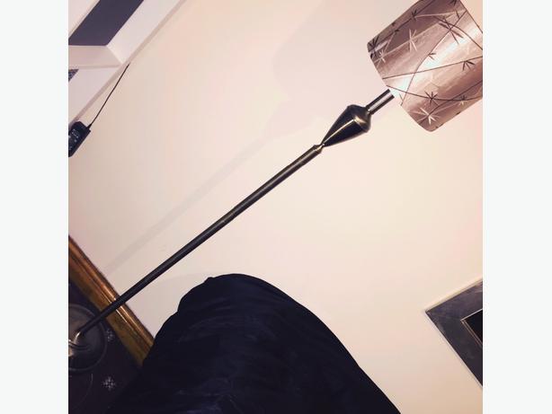Used. Vintage Floor Lamp