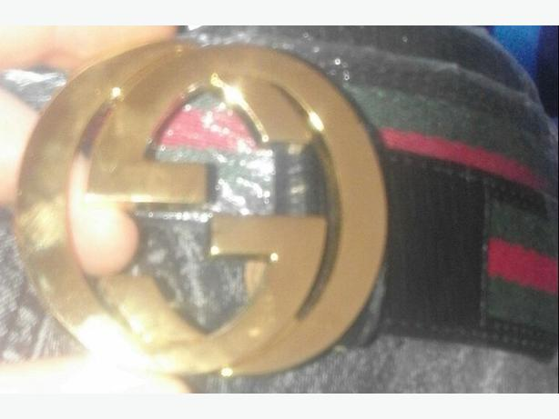 brand new genuine Gucci belt