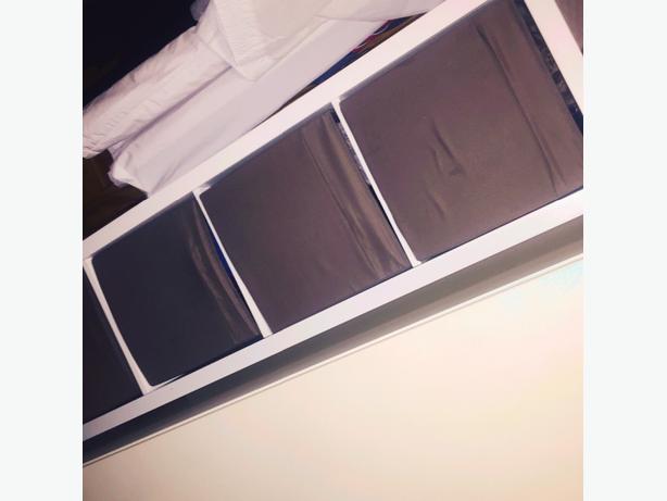 Stylish 4 Box Cabinet - Ikea