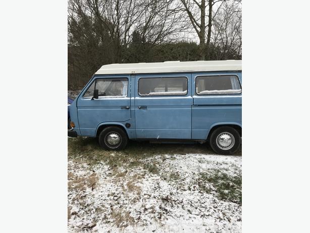 VW T25 Camper